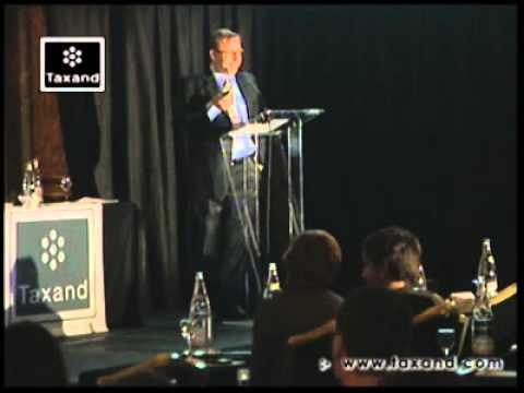 Taxand Global Conference 2011 - Plenary II: International Tax Structuring That Works