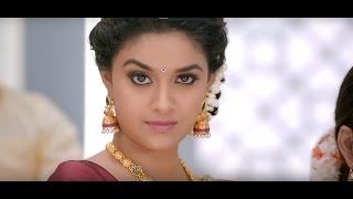 """The Chennai Silks""  Latest Diwali  Ads 2016 -Keerthi Suresh"