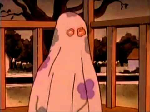 Boomhauer as a Ghost