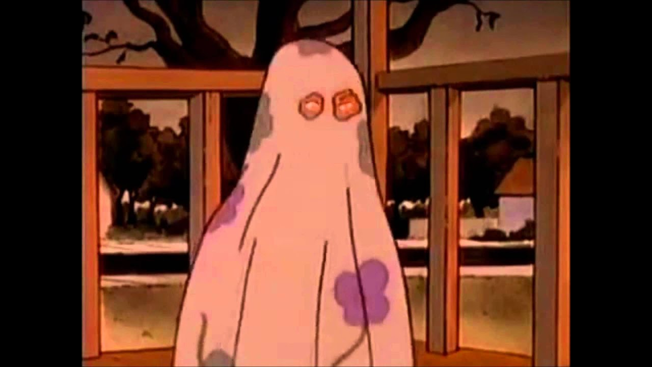 Boomhauer as a Ghost - YouTube