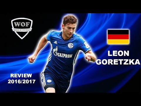 LEON GORETZKA | Schalke | Goals & Skills | 2016/2017  (HD)