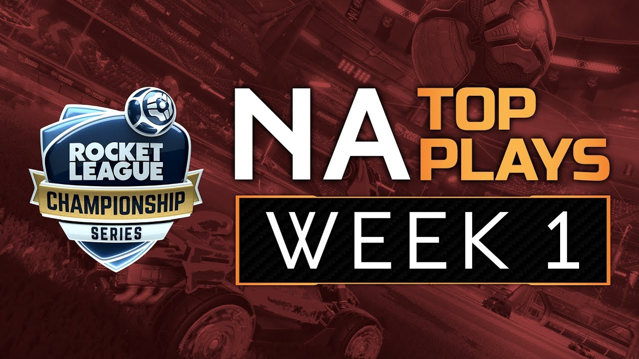 Rocket League Championship Series Season 6 - North America