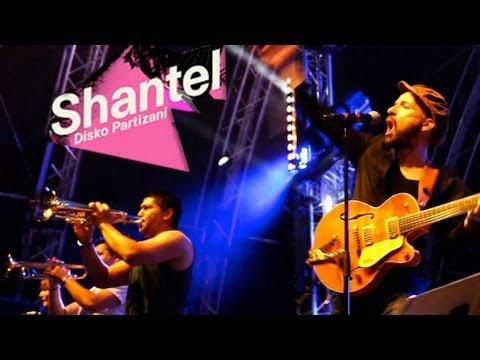 Shantel & Bucovina Club Orkestar - Disko Partizani - Live (Jardin du Michel 2012)