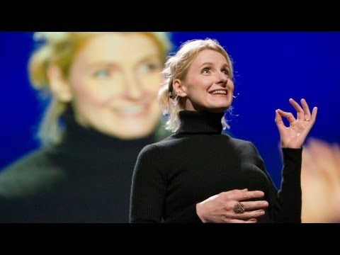 Video image: Your elusive creative genius - Elizabeth Gilbert