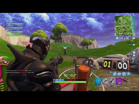 FORTNITE Shoot A Clay Pigeon At Different Locations   Quick And Easy