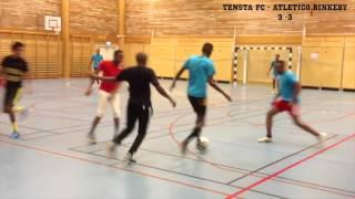 Tensta - Atletico Rinkeby.