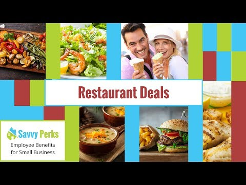 savvy-perks-restaurant-deals,-discounts-and-coupons