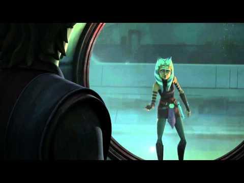 Ashley Eckstein's best acting moment in Star Wars: The Clone Wars