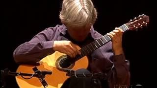 Fabio Zanon plays Albeniz: Torre Bermeja (Movimento Violão)