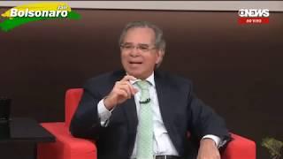 #TramontinadaNaLeitão, estrelando, Paulo Guedes, futuro Ministro da Economia de Jair Bolsonaro