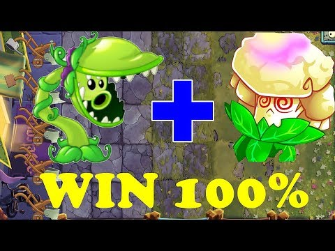 Plants Vs Zombies 2 BattleZ: Snap Pea Pvz 2 Vs Caulipower Pvz2 : Gameplay 2019