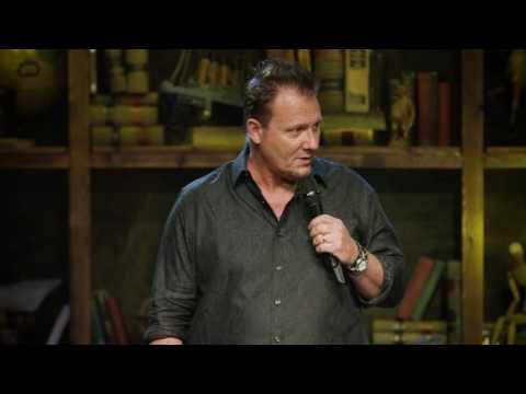 Michael Joiner on seniors  Dry Bar Comedy