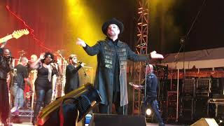 Boy George and Culture Club, Different Man (Live), 08.11.2018, Council Bluffs Iowa