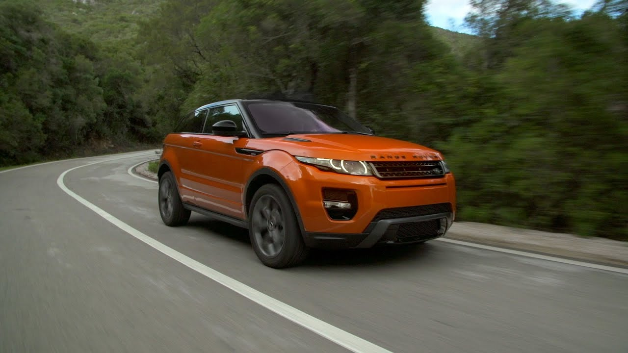 ▻ 2015 Range Rover Evoque Autobiography Dynamic - YouTube