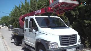 Як працюють співробітники оперативно-виїзних бригад Севастопольенерго?