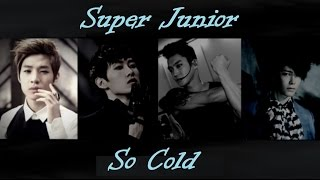 Lagu Video Super Junior - So Cold  English Lyrics  Terbaru