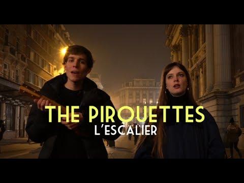 """The Pirouettes - """"L'escalier"""" - Session Acoustique - Bruxelles Ma Belle 1/2"""