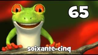 Французские номера = от 0 до 100