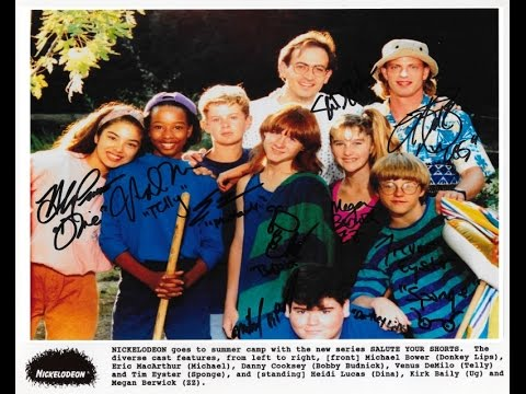 Salute Your Shorts 25 Years Later Cast Reunion Behind The Scenes (2015)