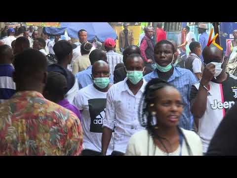 Defiant Nairobi: Coronavirus