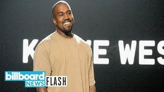 Kanye West Announces 2 New Albums, Including Joint Effort With Kid Cudi | Billboard News thumbnail