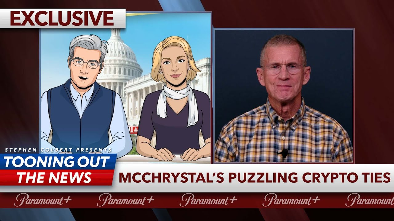 EXCLUSIVE: Inside The Hill grills Gen. McChrystal on consequences of his crypto project