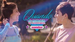 Baixar Quando O Amor Acontece - Joana Castanheira (Clipe Oficial)