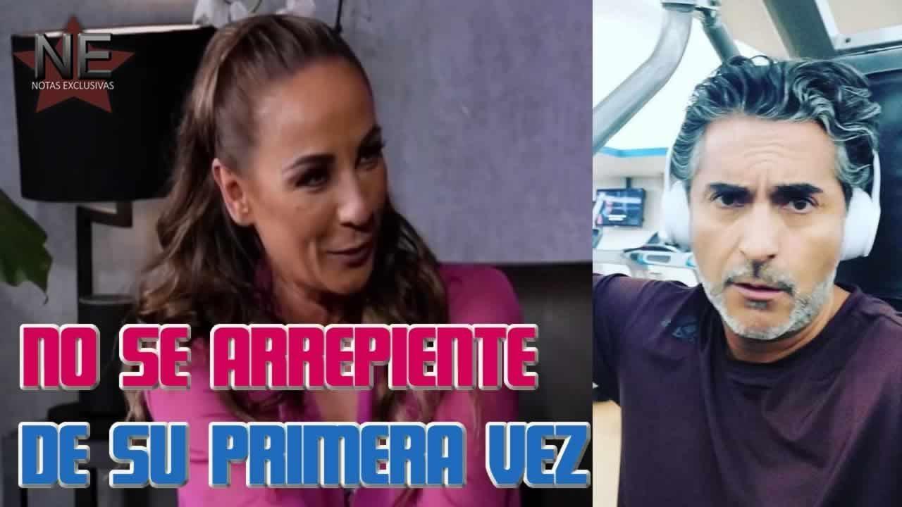 Consuelo Duval cuenta que con Raúl Araiza fue su primera vez