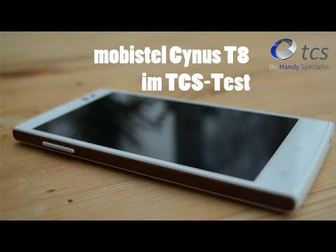 mobistel Cynus T8 im TCS-Test