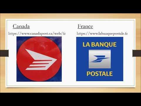Comment envoyer une lettre par la poste - Canada/France