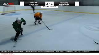 Шорт хоккей. Ночной турнир. Лига Про. 5 июня 2019 г