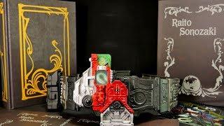 「検索をはじめよう!」仮面ライダーW フィリップの本セット は興味深い by 園咲来人 仮面ライダーサイクロン Kamen Rider Double Philip's book set