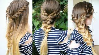 3 Fall / Winter Hairstyle Ideas | Braided Hairstyles | Braidsandstyles12.
