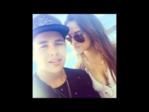Becky G Can't Stop Flirting With Boyfriend Austin Mahone In Lovin' So Hard Music Video 2