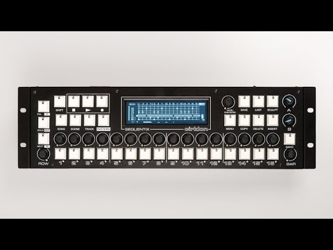 Part1: Interview with the creator of the Sequentix Cirklon Sequencer