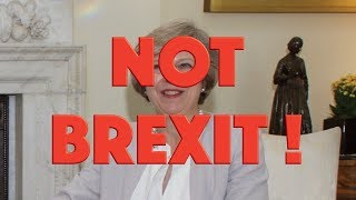 This Chequers Based White paper is Not Brexit Up to 4K