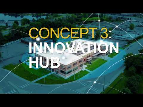 Invest Ottawa Strategic Plan, Concept 3: Innovation Hub