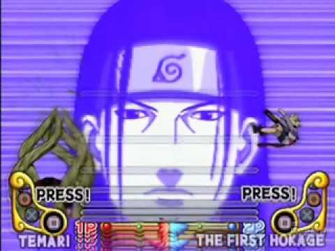 Nauto Ultimate Ninja 3 - First Hokage