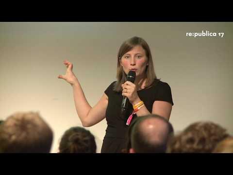 re:publica 2017 - Katharina Tomoff: Logistik ohne Emissionen – wie soll das gehen?