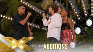 Love Islanders: Group of Dating Reality Stars Sing Shawn Mendes!| The X Factor 2019: Celebrity