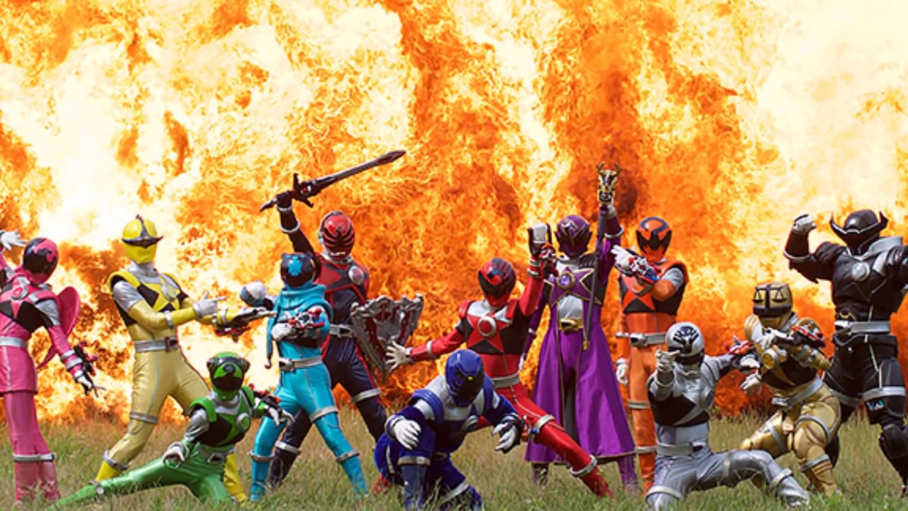Spoiler images for Uchu Sentai Kyuranger, Space 25: The Planet Toki and the  boy's determination!