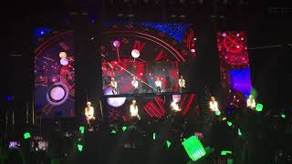 """Nct 127 performing """"jet lag"""" live for the first time @ prudential center, new jersey. please do not re-upload, unless credit is given."""