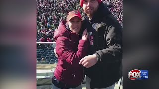 Patriots proposal: local fan shares her ring story