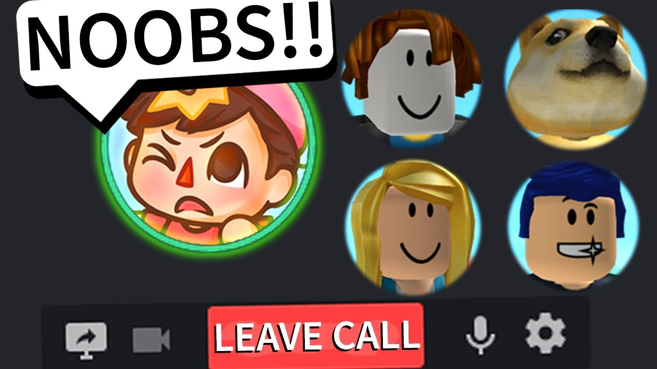Raiding Roblox Groups In Voice Chat Youtube
