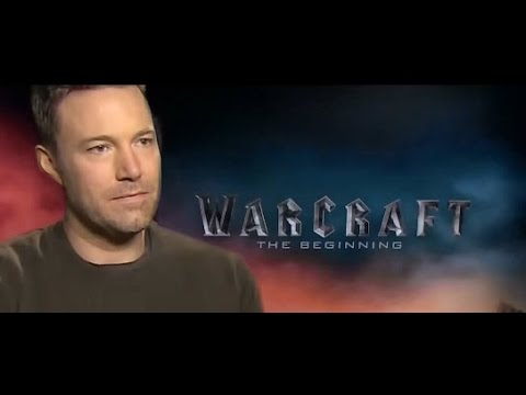 Duncan Jones destroy a critic in a  of WARCRAFT l Sad Affleck Version l