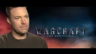 Duncan Jones Destroy A Critic In A Interview Of WARCRAFT L Sad Affleck Version L
