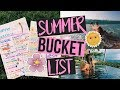 30+ SUMMER BUCKET LIST IDEAS 2018! HOW TO HAVE THE BEST SUMMER EVER