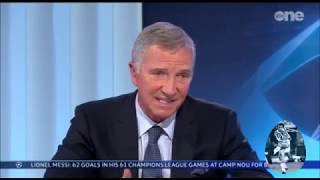 Graeme Souness Messi is the best ever