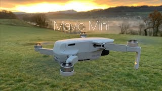 Mavic Mini - mon analyse comparative