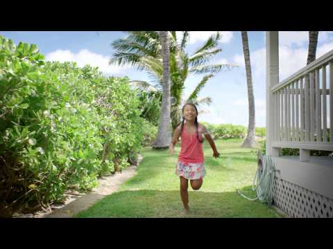 """Bubbles"" TV Commercial for First Insurance Company of Hawaii"